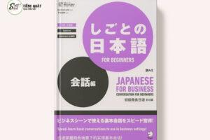 Shigoto no Nihongo Kaiwa - Sách tiếng Nhật thương mại