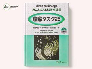 Minna no Nihongo Shokyu 25 Nghe II