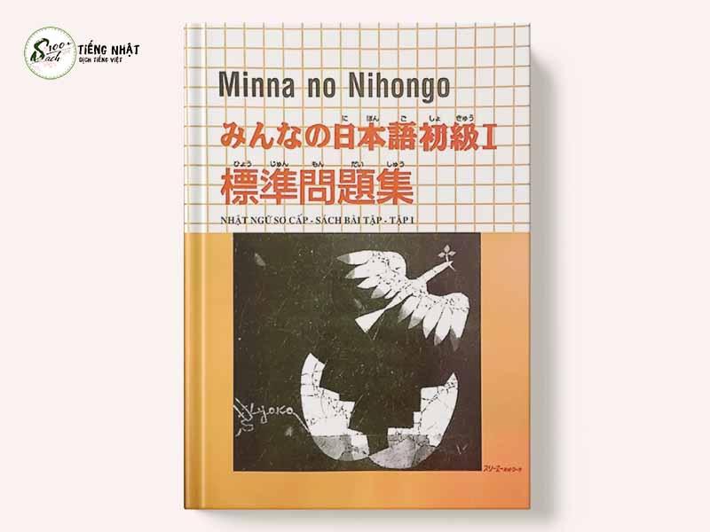 Minna no Nihongo - Hyoujun Mondaishuu I - sách bài tập