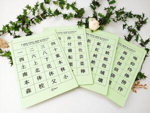 Flashcard Kanji N5-N1
