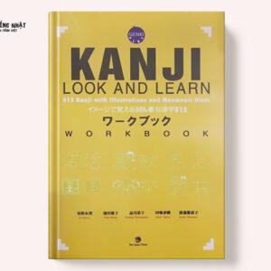 Kanji Look and Learn N4.5 sách bài tập