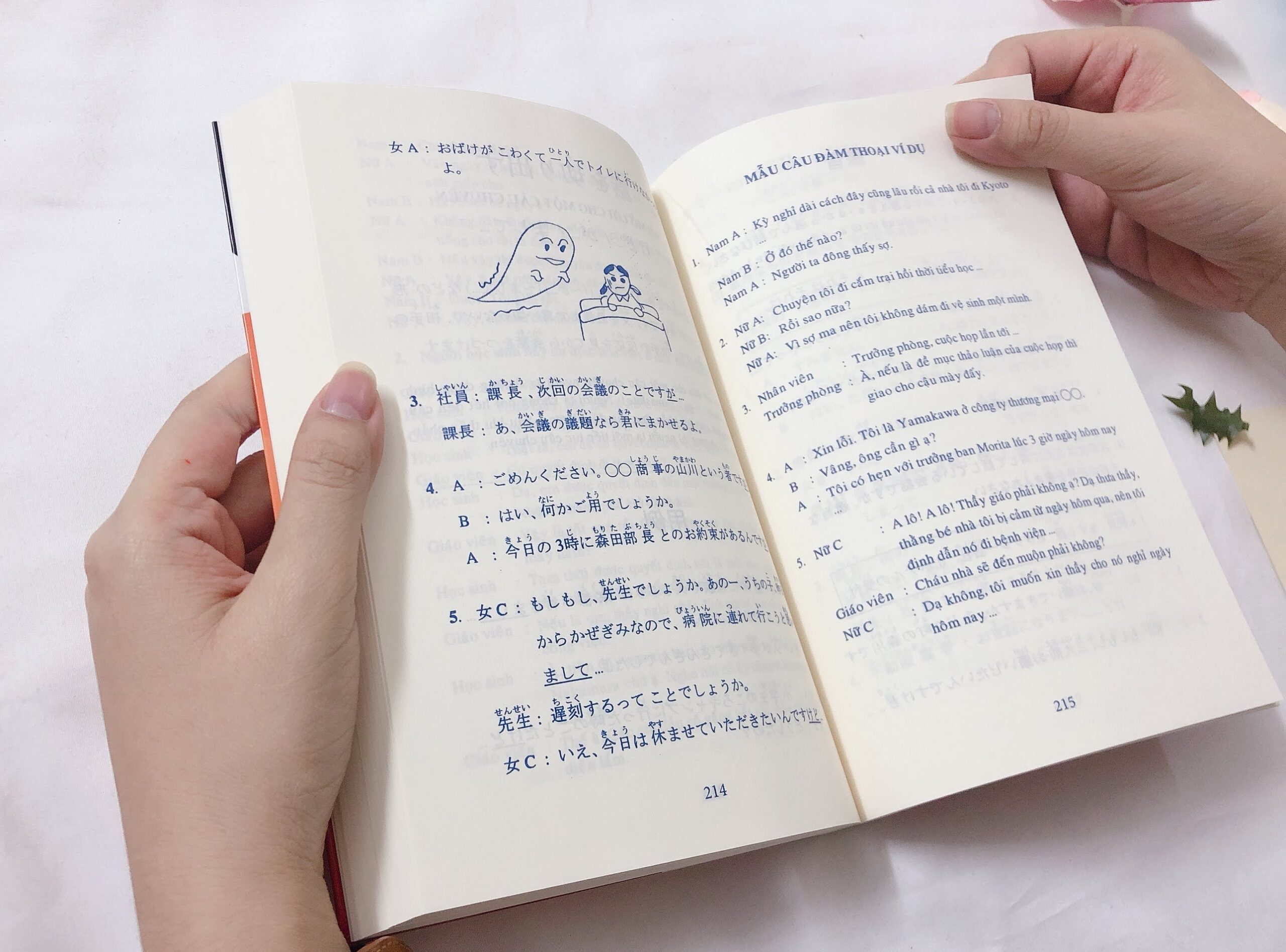 Nameraka Nihongo Kaiwa (dịch tiếng Việt)
