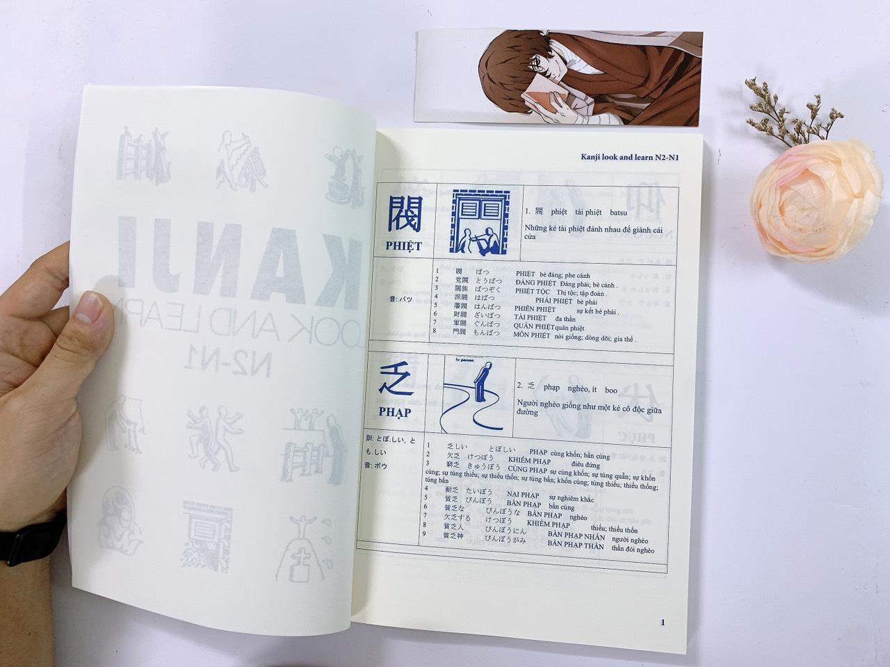 kanji look and learn n2 1