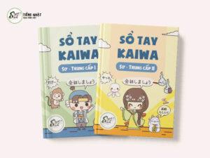 Combo 2 sổ tay kaiwa