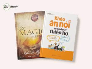 Combo Khéo ăn nói có được thiên hạ & The Magic