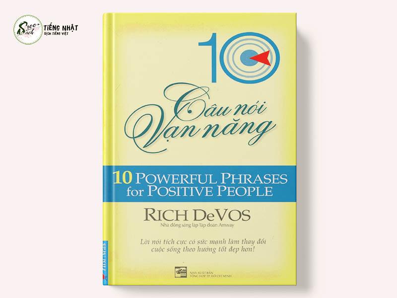 10 câu nói vạn năng