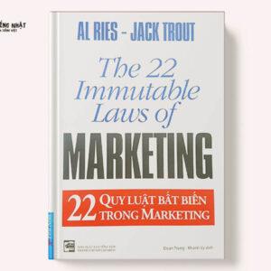22 qui luật bất biến trong Marketing