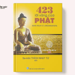 423 Lời Vàng của Phật Kinh Pháp Cú (Dhammapada)
