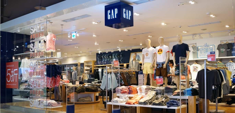 cửa hàng Gap