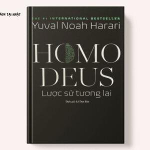 Homo Deus - Lược Sử Tương Lai